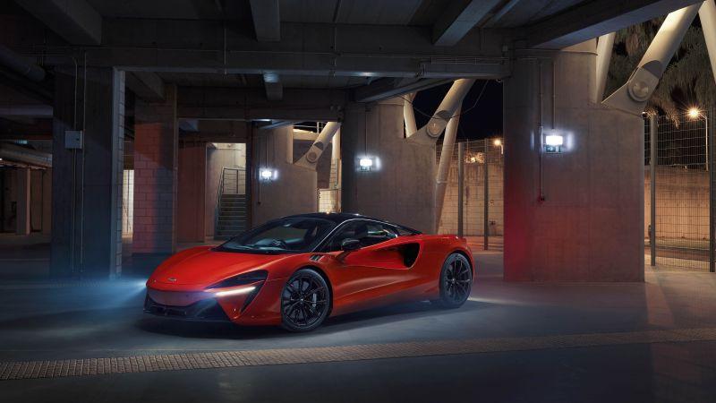 McLaren Artura, 2021, 5K, 8K, Wallpaper
