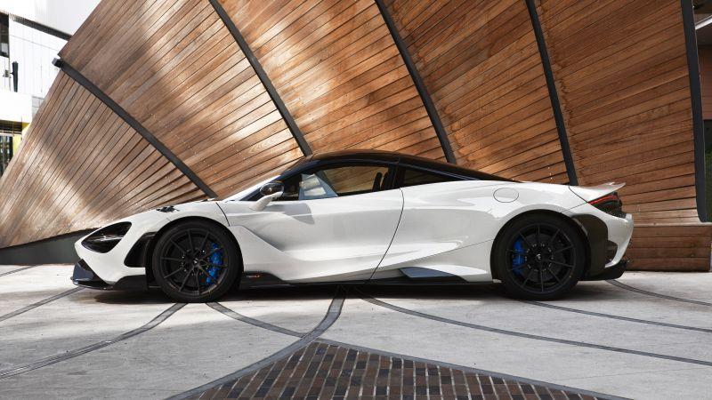 McLaren 765LT, 2021, 5K, 8K, Wallpaper