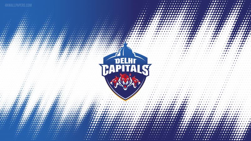 Delhi Capitals, Indian Premier League, IPL, IPL 2021, Cricket, 5K, 8K, Wallpaper