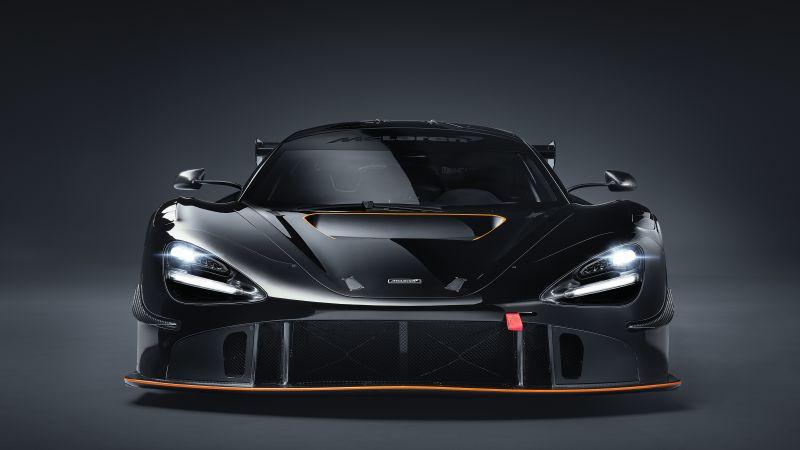 McLaren 720S GT3X, Race cars, 2021, 5K, Wallpaper