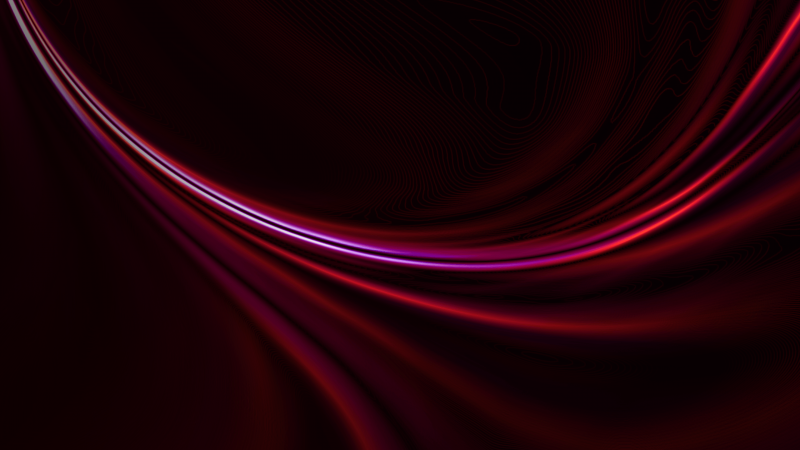 OnePlus 8 Pro, Stock, Red, QHD, 2020, Wallpaper