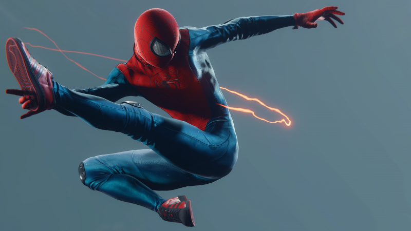 Spider-Man: Miles Morales, PlayStation 4, PlayStation 5, Wallpaper