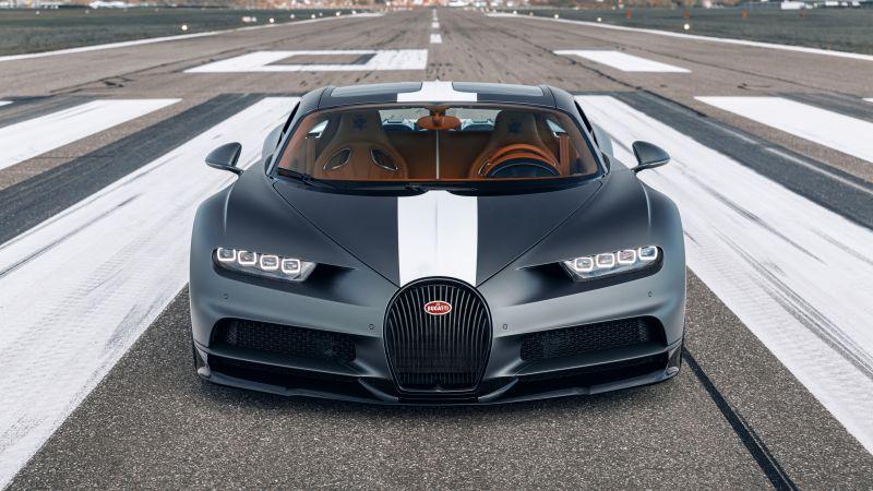 Bugatti Chiron Sport Les Légendes du Ciel, 5K, Wallpaper