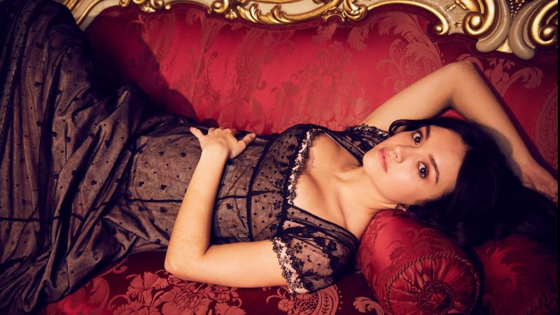 Olivia Cooke, English actress, 5K, Wallpaper