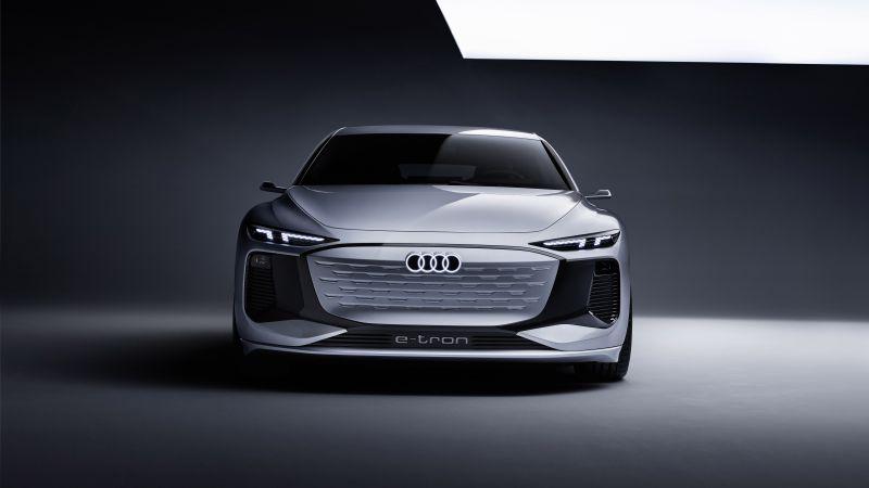 Audi A6 e-tron Concept, Electric cars, 2021, 5K, 8K, Wallpaper