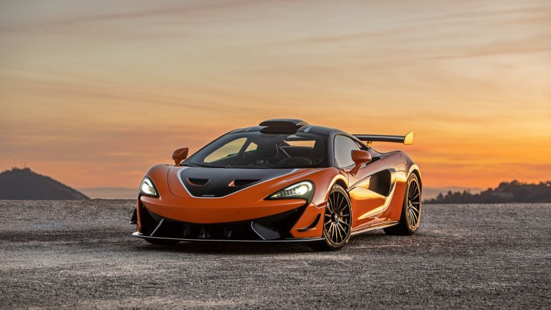 McLaren 620R, Sports cars, 2021, 5K, 8K, Wallpaper