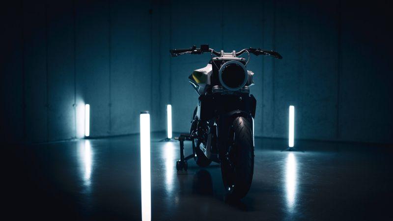 Husqvarna E-Pilen, Electric bikes, Concept bikes, 2021, 5K, Wallpaper