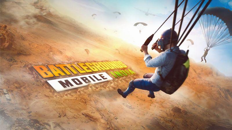 Battlegrounds Mobile, PUBG, India, 5K, 8K, Wallpaper