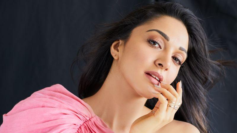 Kiara Advani, Indian actress, Bollywood actress, Beautiful actress, Wallpaper