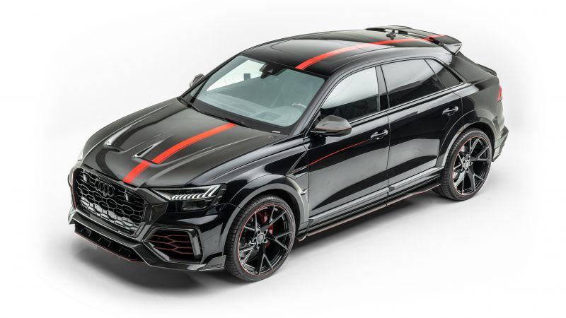 Mansory Audi RS Q8, 5K, 8K, Wallpaper
