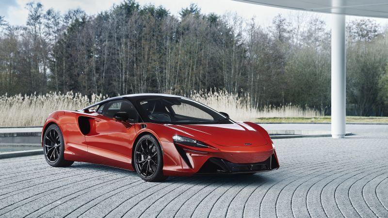McLaren Artura, 2022, 5K, Wallpaper