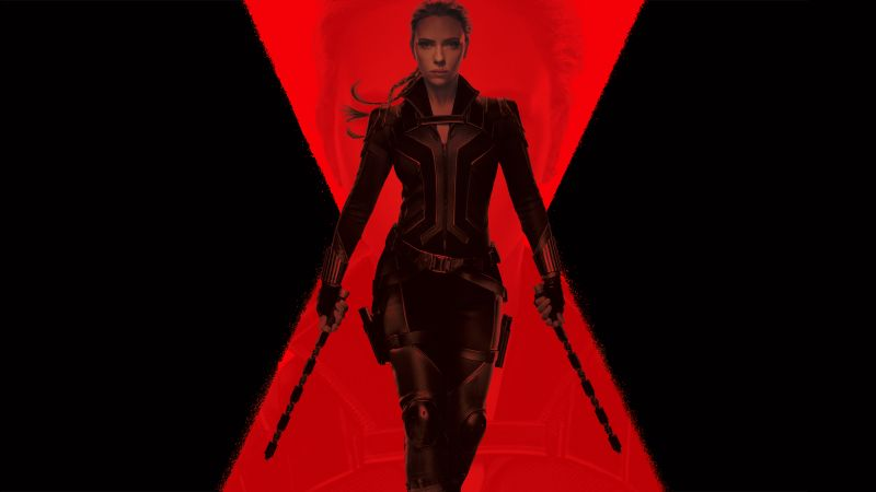 Black Widow, Scarlett Johansson, DC Comics, 2020 Movies, 5K, 8K, Wallpaper