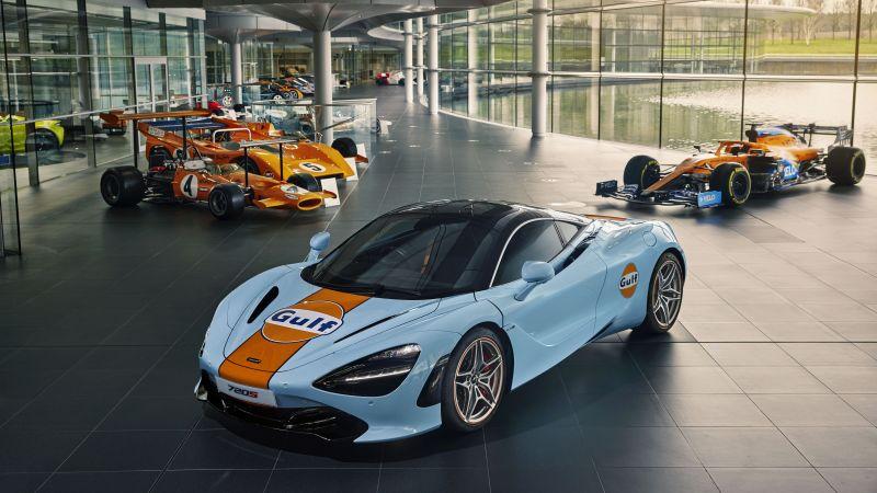 McLaren MSO 720S Coupe, 2021, 5K, 8K, Wallpaper