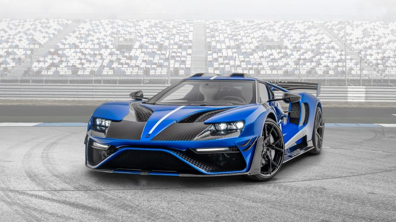Mansory Le MANSORY, Ford GT, 5K, Wallpaper