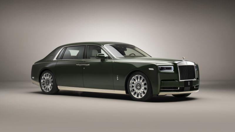 Rolls-Royce Phantom Oribe, 2021, 5K, 8K, Wallpaper