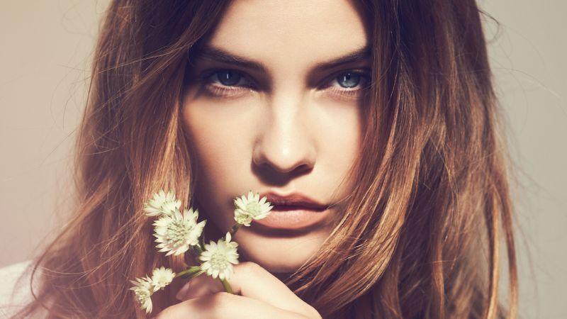 Barbara Palvin, Portrait, Hungarian model, Wallpaper