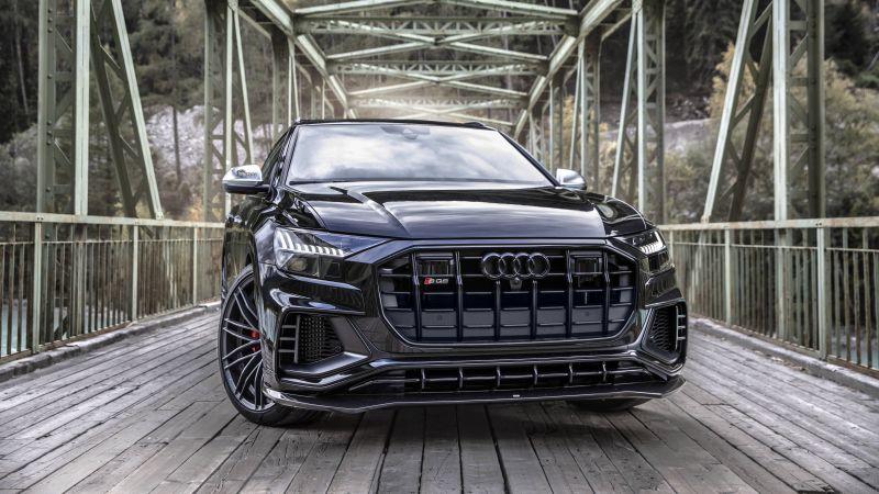 ABT Audi SQ8 TDI, 2021, 5K, Wallpaper