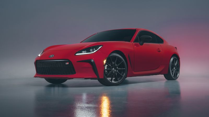 Toyota GR 86, Sports cars, 2022, 5K, 8K, Wallpaper