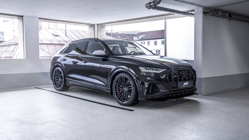 ABT Audi SQ8 TDI, 2021, 5K, 8K, Wallpaper