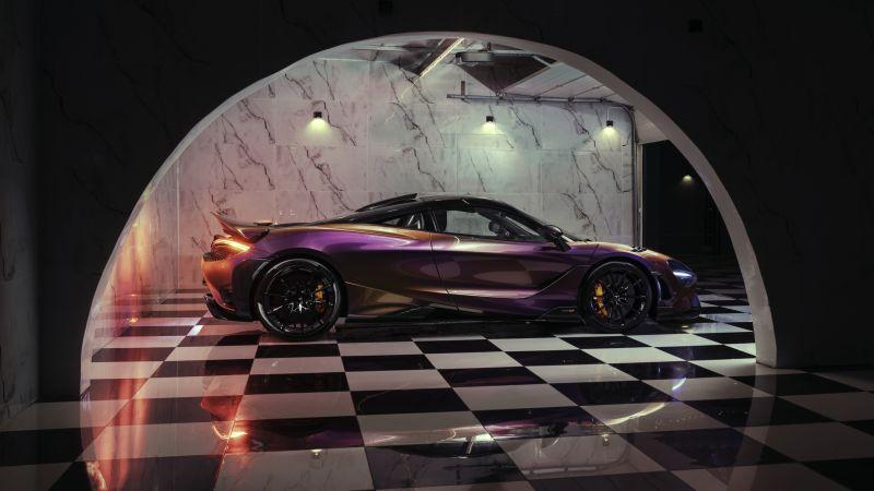 McLaren 765LT, McLaren Special Operations, MSO, 2021, 5K, Wallpaper
