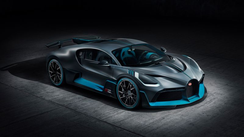 Bugatti Divo, Hypercars, Sports cars, Wallpaper