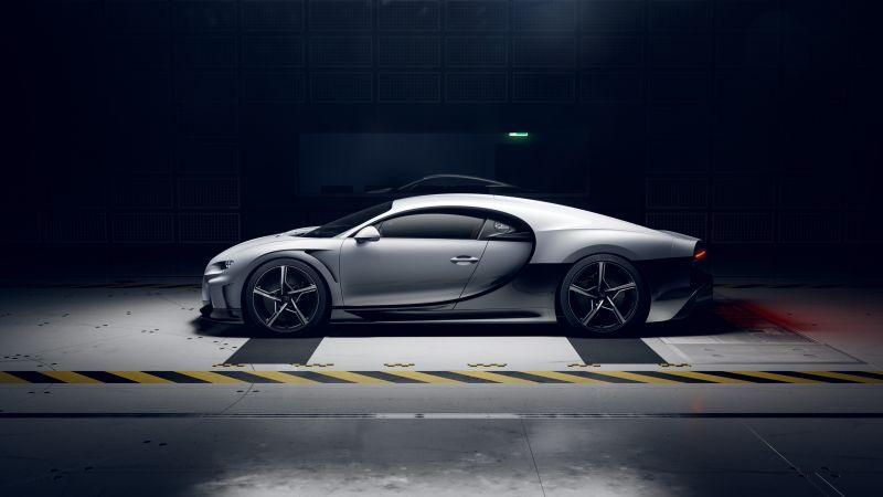 Bugatti Chiron Super Sport, Hyper Sports Cars, 2021, Wallpaper