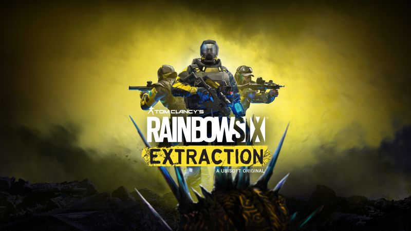 Tom Clancy's Rainbow Six Extraction, E3 2021, 2021 Games, PC Games, PlayStation 4, PlayStation 5, Xbox One, Xbox Series X and Series S, 5K, 8K, 10K, Wallpaper