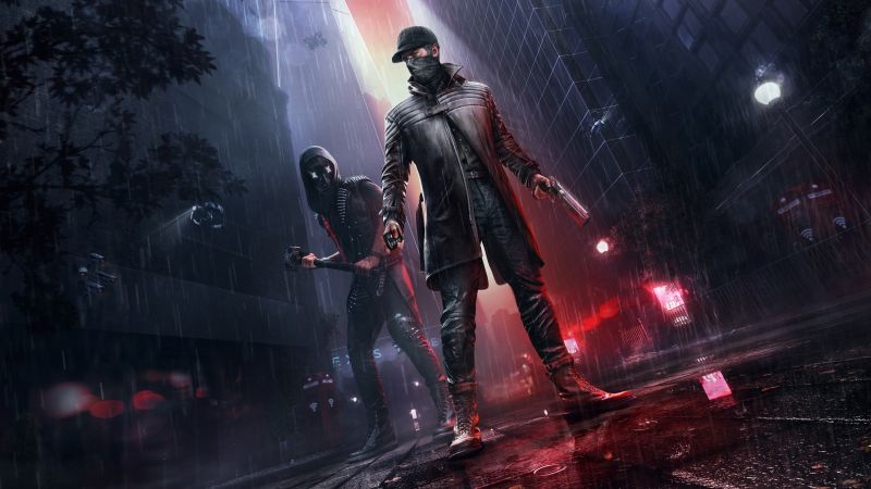 Watch Dogs: Legion - Bloodline, Aiden Pearce, DedSec, PC Games, PlayStation 4, PlayStation 5, Xbox One, Xbox Series X and Series S, 2021 Games, 5K, 8K, Wallpaper