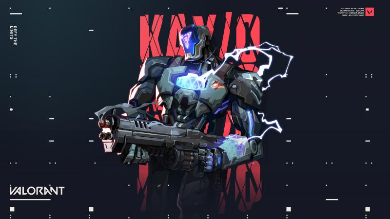KAYO, Valorant, PC Games, 2021 Games, Wallpaper