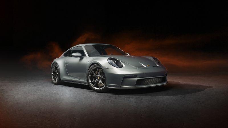 Porsche 911 GT3, 70 Years Porsche Australia Edition, 2021, Wallpaper