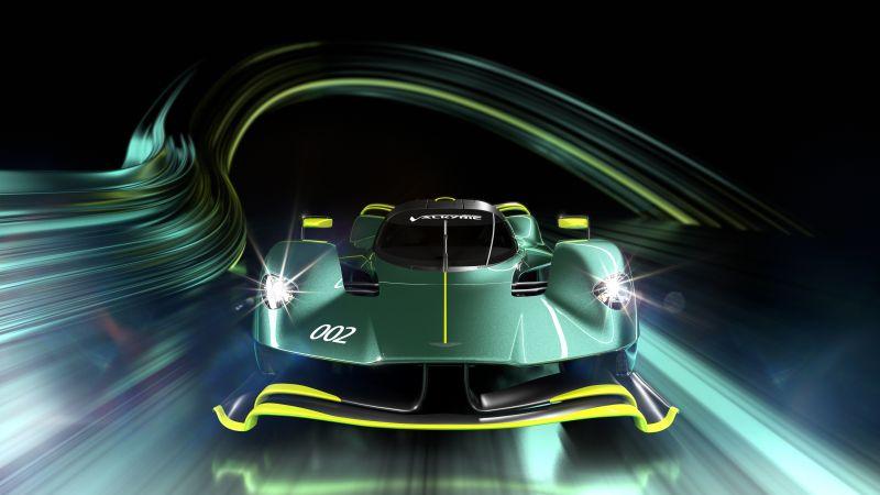 Aston Martin Valkyrie AMR Pro, Hypercars, 2022, 5K, Wallpaper