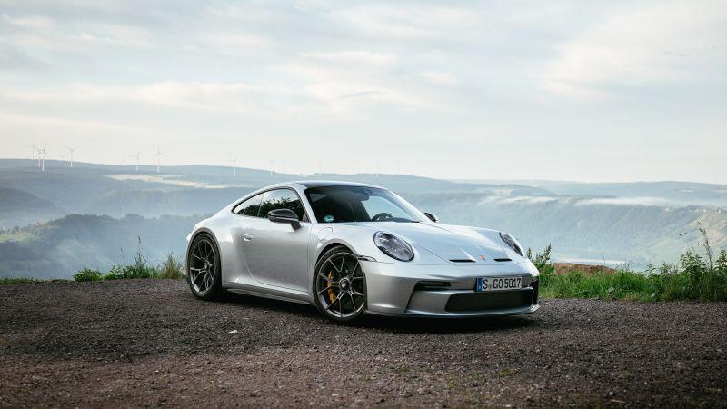 Porsche 911 GT3 Touring PDK, 2021, Wallpaper