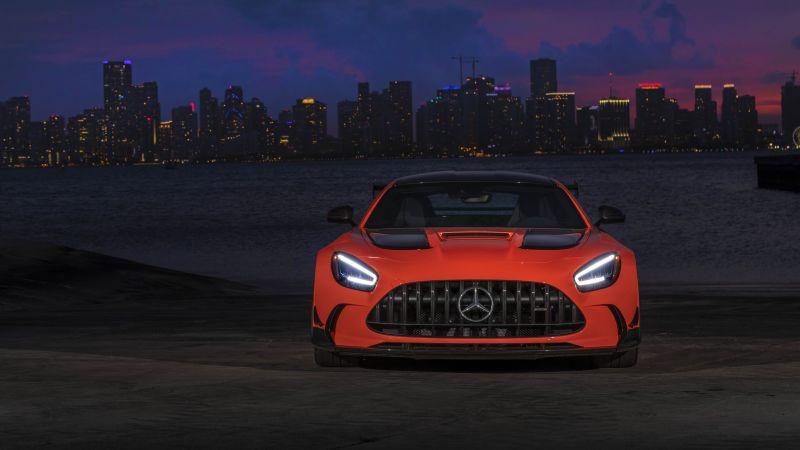 Mercedes-AMG GT Black Series, 2021, Super Sports Cars, 5K, Wallpaper