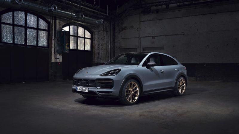 Porsche Cayenne Turbo GT, Most powerful SUV, 2021, 5K, Wallpaper