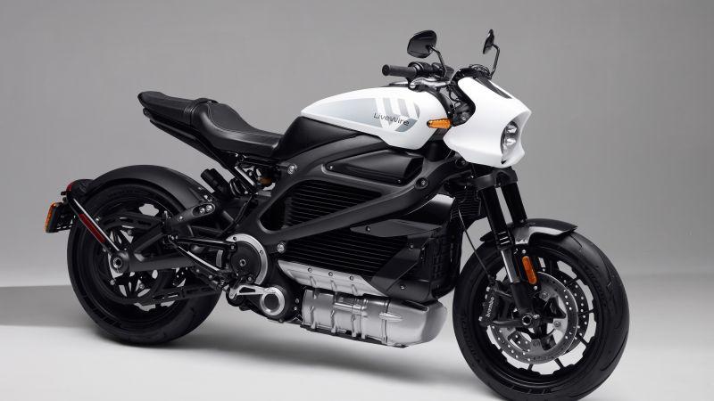 LiveWire One, Harley-Davidson, Electric bikes, 5K, Wallpaper