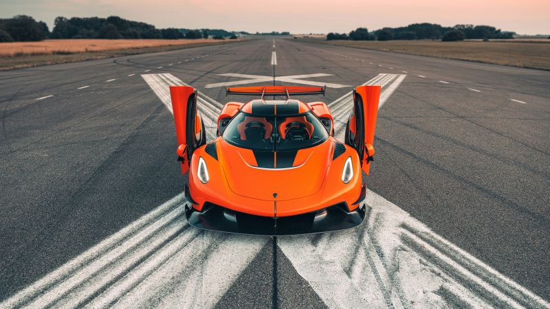 Koenigsegg Jesko, Prototype, Hyper Sports Cars, 5K, 8K, 2021, Wallpaper