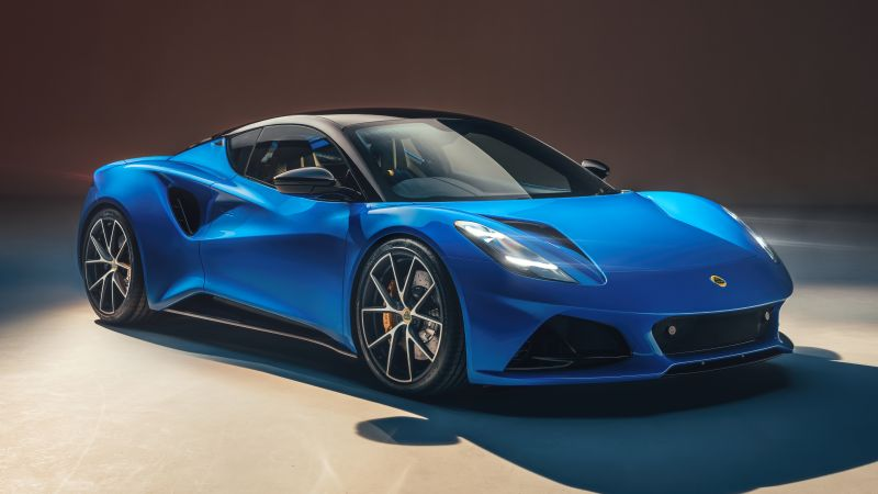 Lotus Emira, Electric Sports cars, First Edition, 2021, 5K, Wallpaper