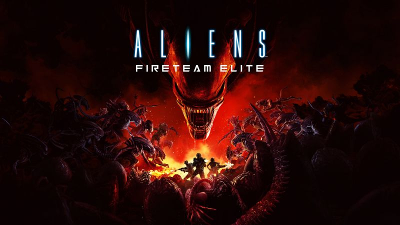 Aliens: Fireteam Elite, 2021 Games, PlayStation 4, Microsoft Windows, Xbox Series X and Series S, PlayStation 5, Xbox One, Wallpaper