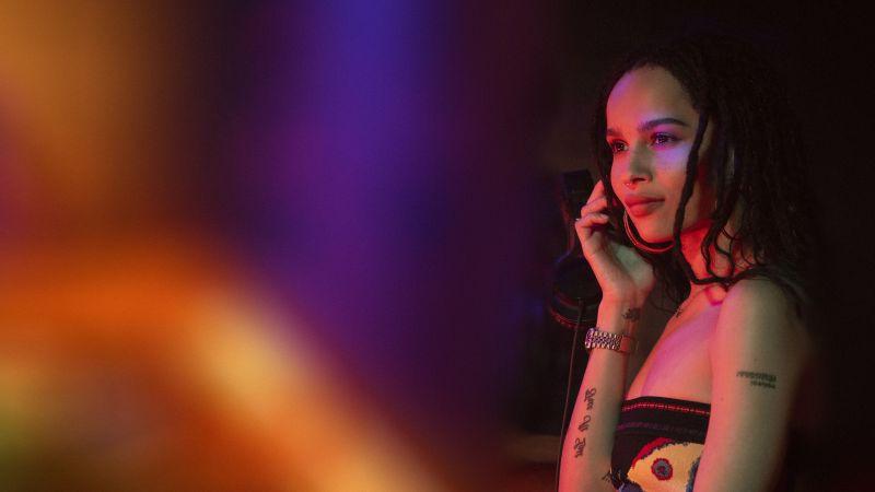 Zoe Kravitz, High Fidelity, TV series, Season 1, Wallpaper