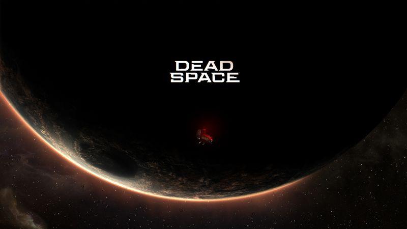 Dead Space, Remake, 2022 Games, Wallpaper