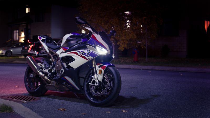 BMW S1000RR, Sports bikes, 5K, Wallpaper