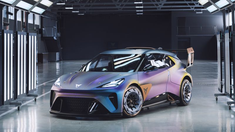 Cupra UrbanRebel, Concept cars, Electric cars, 2021, 5K, Wallpaper