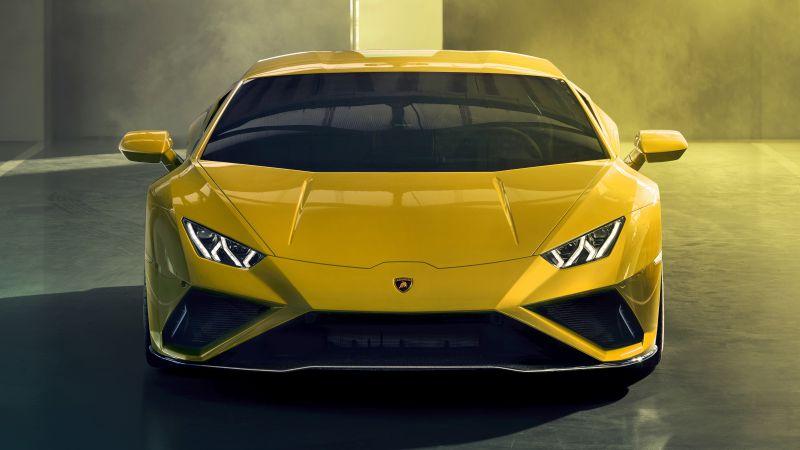 Lamborghini Huracan EVO, 2020, 5K, 8K, Wallpaper