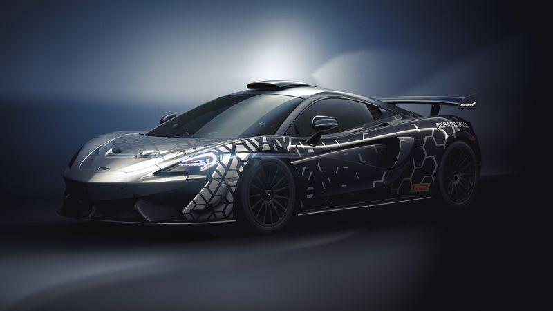 McLaren 620R, Race cars, 5K, Wallpaper