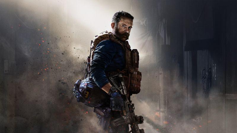 Call of Duty: Modern Warfare, PlayStation 4, Xbox One, PC Games, Wallpaper