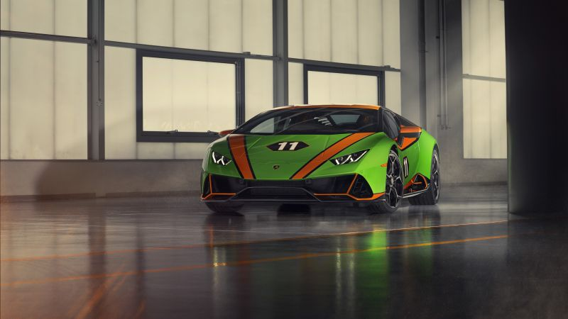 Lamborghini Huracan EVO GT, 2020, 5K, 8K, Wallpaper