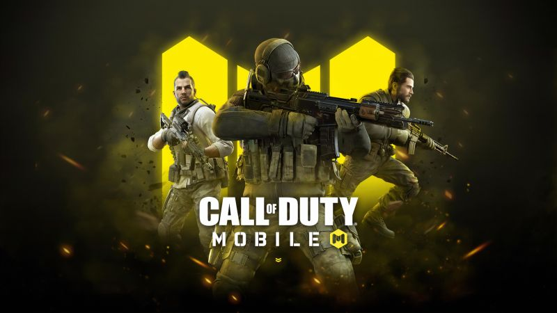 Call of Duty Mobile, Android games, iOS Games, Wallpaper