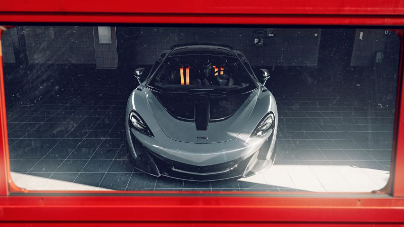 McLaren 600LT Coupe, Novitec, Sports cars, Wallpaper