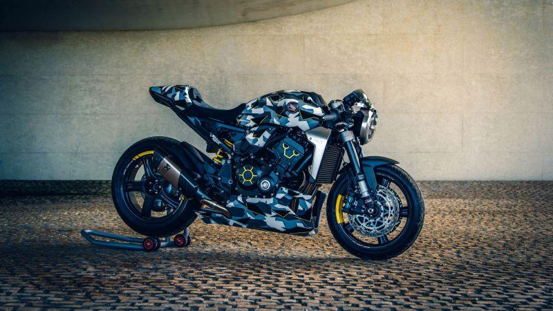 Honda CB1000R, Sports bikes, Wallpaper