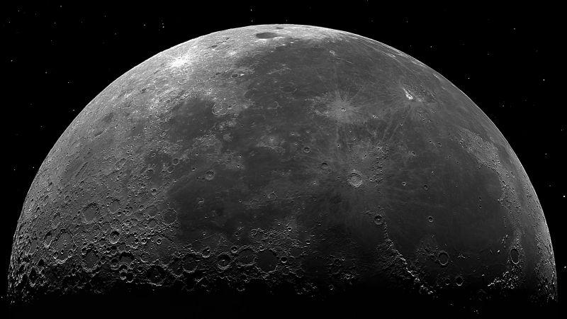 Moon, Planet, 8K, Wallpaper